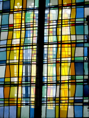 1.  Stained Glass